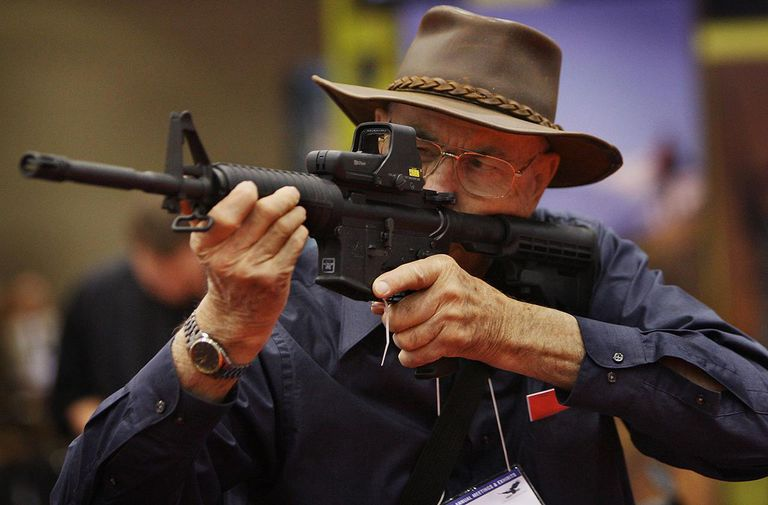 The National Rifle Association Kicks Off Its Annual Meeting In Louisville