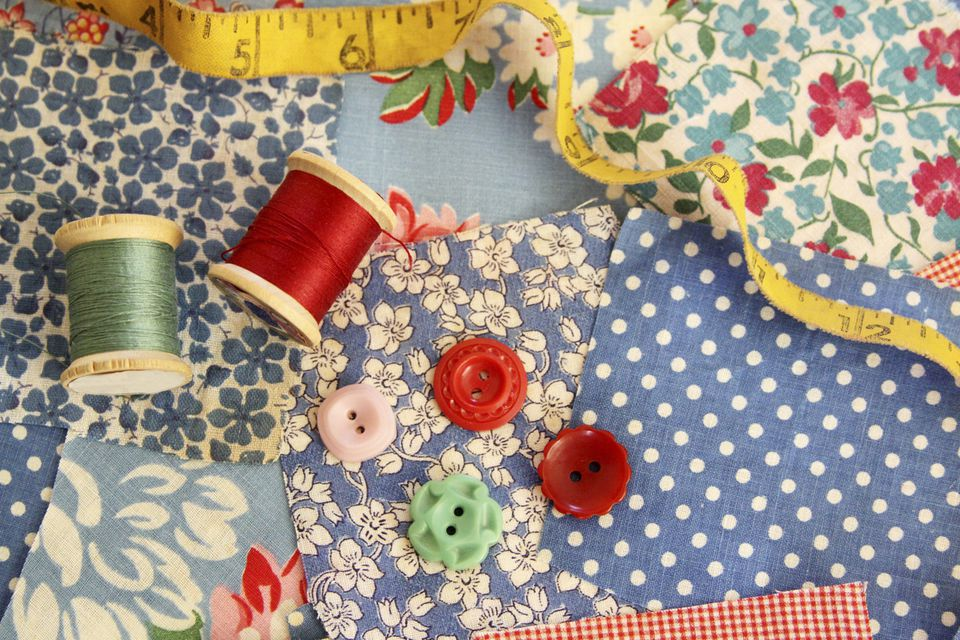 Use This Easy Method to Make Quilt Binding Strips : binding width for quilts - Adamdwight.com