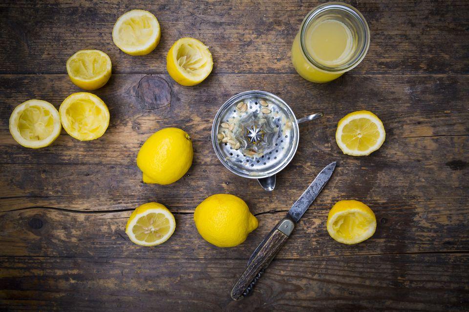 Turning Lemons Into Juice