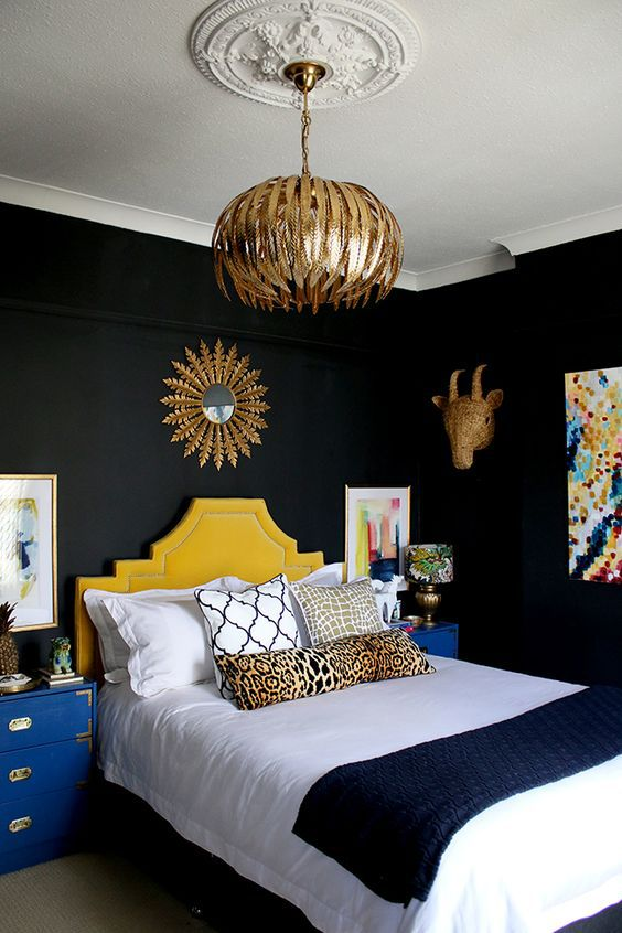 14 Fun Ways to Decorate With Gold Finishes