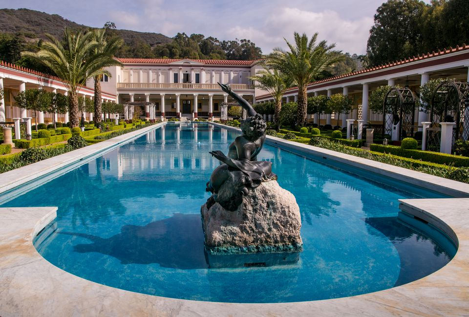 Exploring The J. Paul Getty Villa Museum
