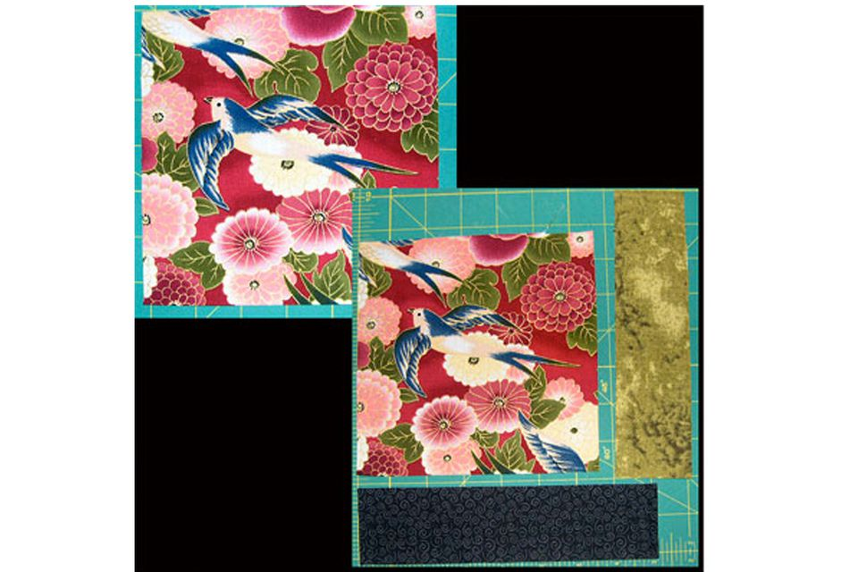 Try This Easy Attic Windows Quilt Block Pattern