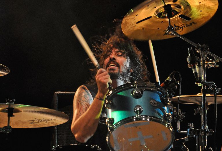 Foo Fighters Dave Grohl