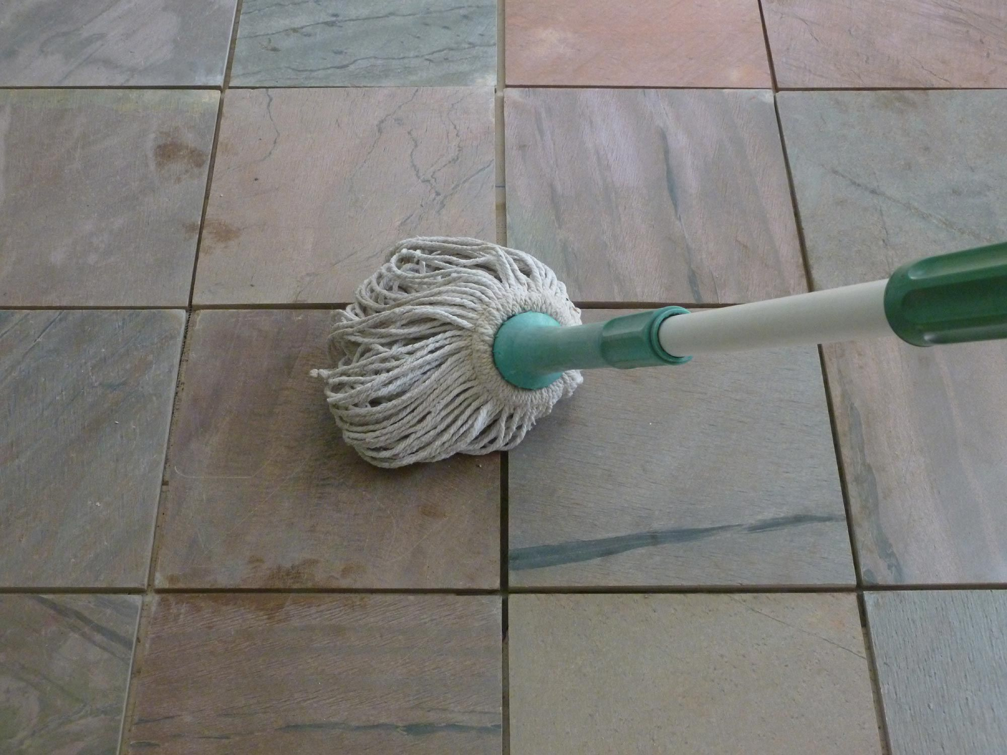 Tile cleaning mistakes and how to avoid them heres a complete guide to show you how to clean slate flooring tiles dailygadgetfo Gallery