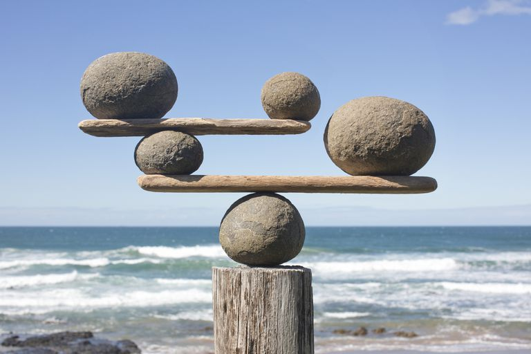 Balance - Basic Principles of Design