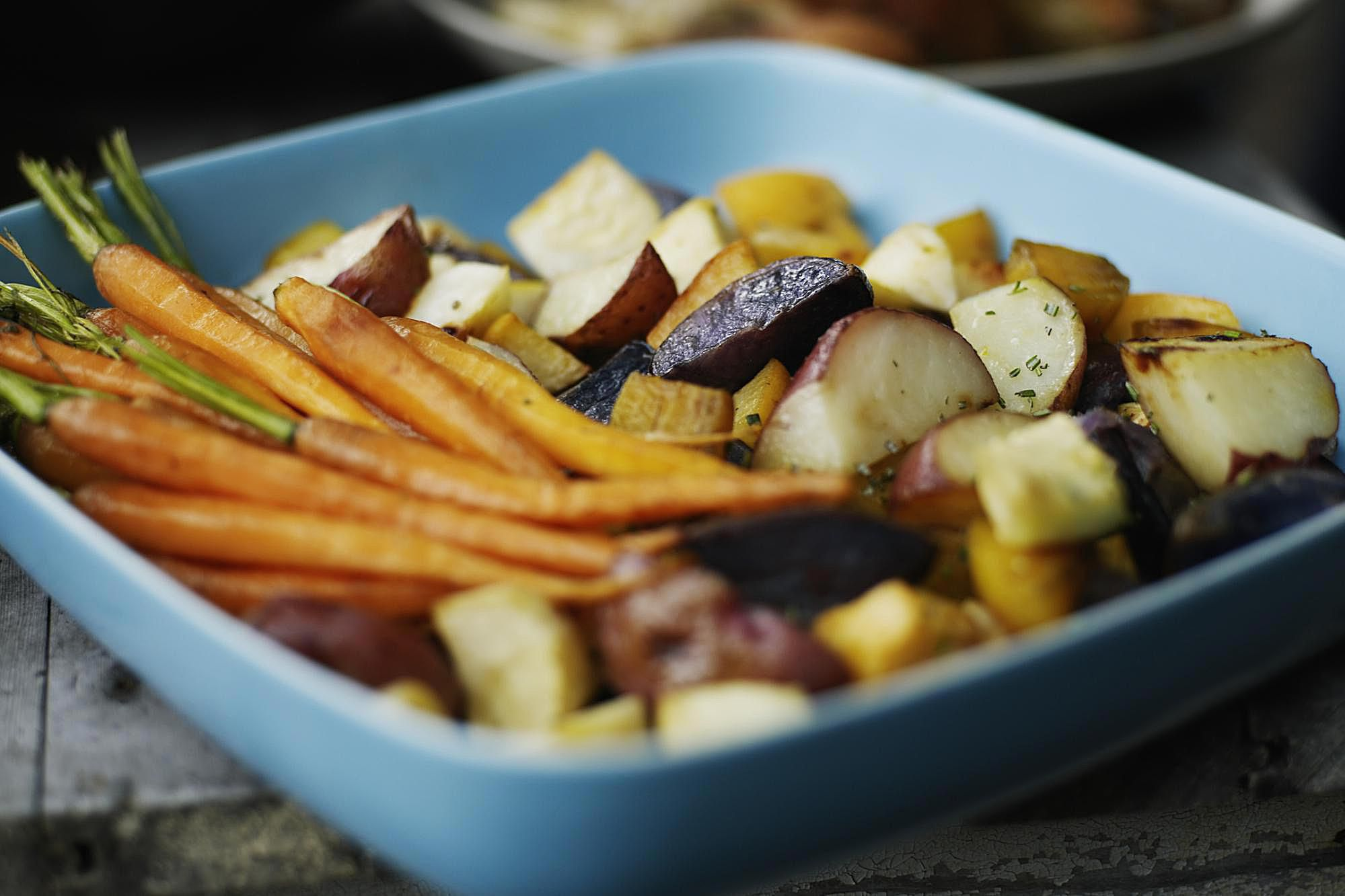 American side dish recipes use any root veggie in this simple crockpot vegetable recipe forumfinder Image collections