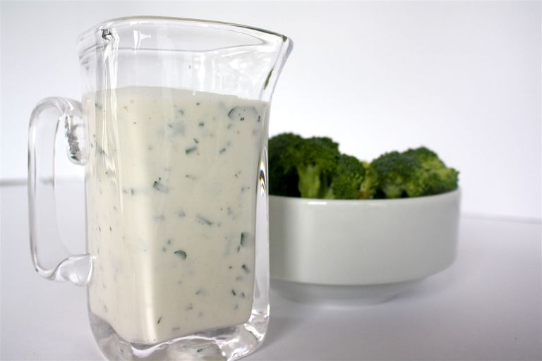 creamy buttermilk ranch dressing