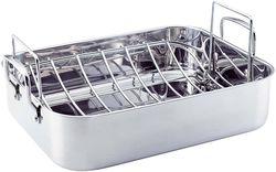KitchenAid stainless steel roaster