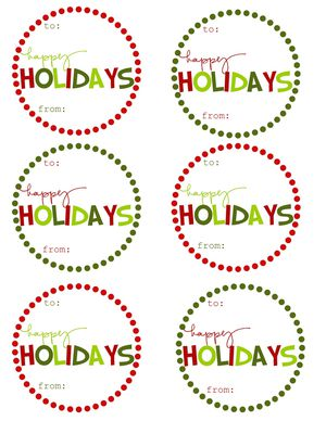 41 sets of free printable christmas gift tags free printable christmas gift tags at mommy by day crafter by night negle Image collections