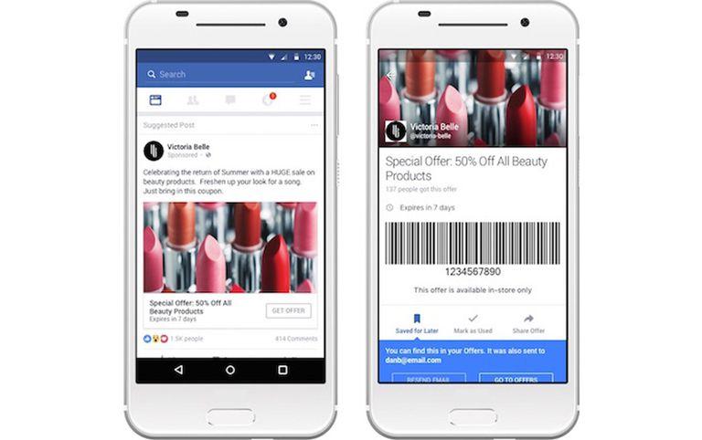 Facebook Offers Program
