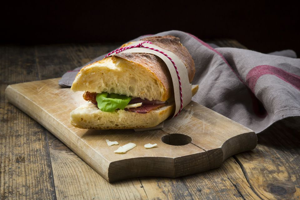Jambon Sandwich