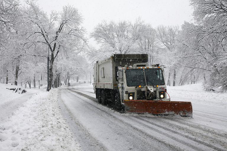 Most road salt is rock salt or halite from salt mines.