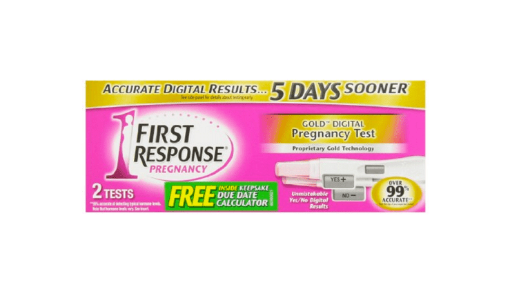 First Response Digital Gold Pregnancy Test