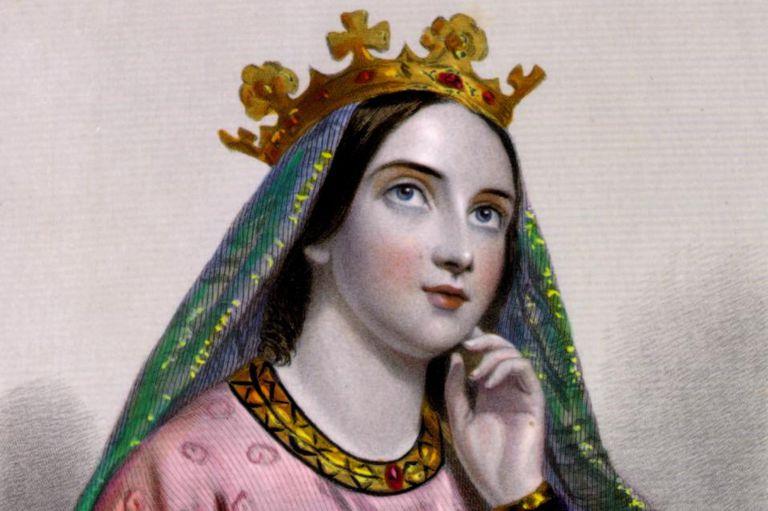 Berengaria of Navarre, Queen Consort of Richard I Lionheart of England