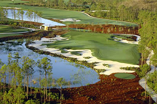 Photo of Old Corkscrew Golf Club, Estero, Florida