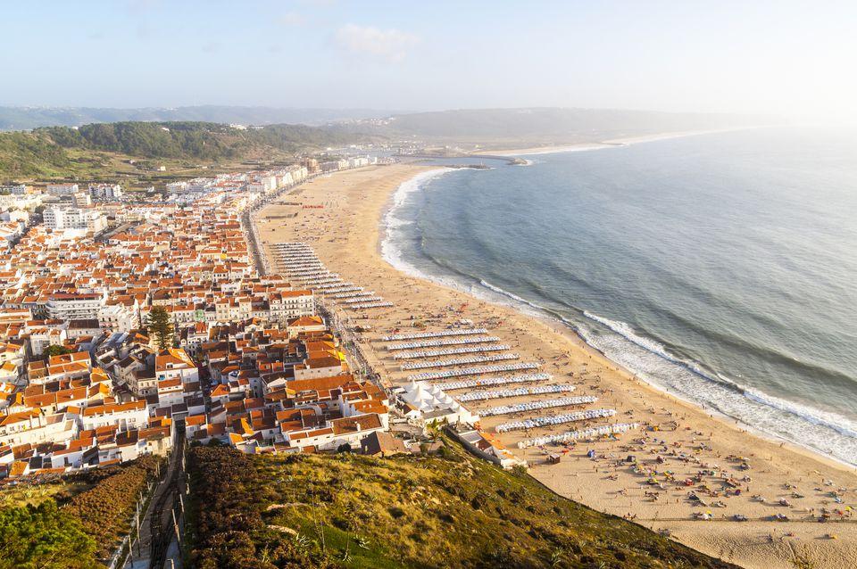 Nazare Beach Resort, Estremadura, Portugal