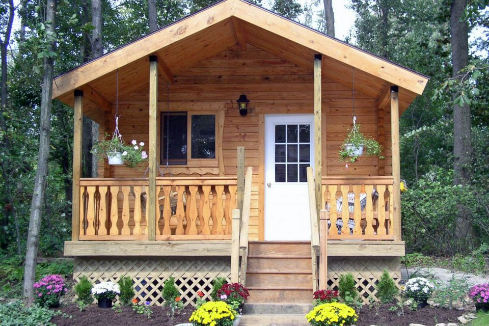 18 small cabins you can diy or buy for 300 and up for Small cabin kits