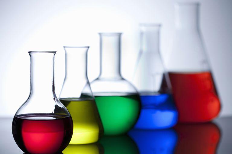 Chemicals aren't just liquids in glassware!