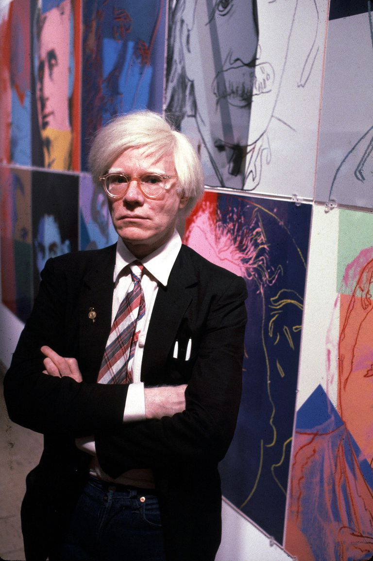 Andy Warhol, Iconic Pop Artist