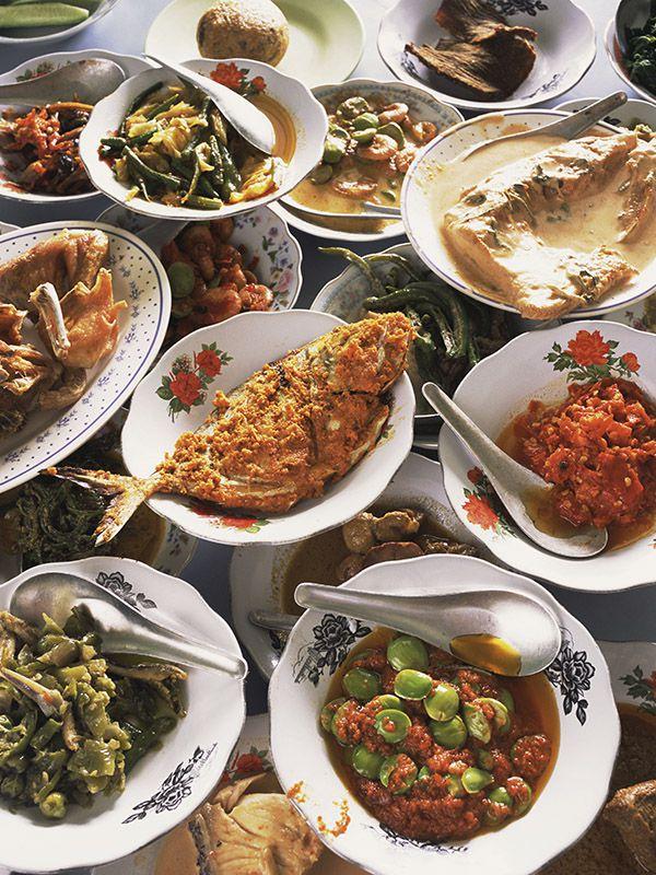 Indonesian Street Foods