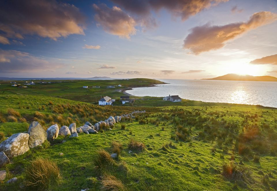 Itineraries for Ireland