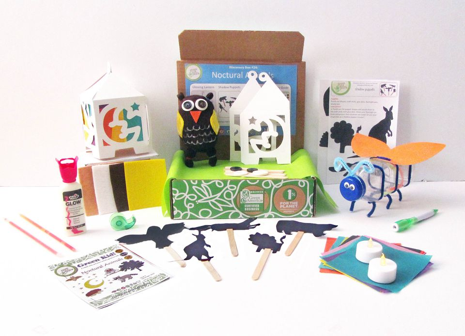 3 Great Monthly Activity And Craft Subscription Boxes For Kids