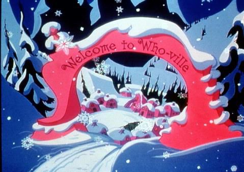 Pictures From Dr. Seuss' How the Grinch Stole Christmas