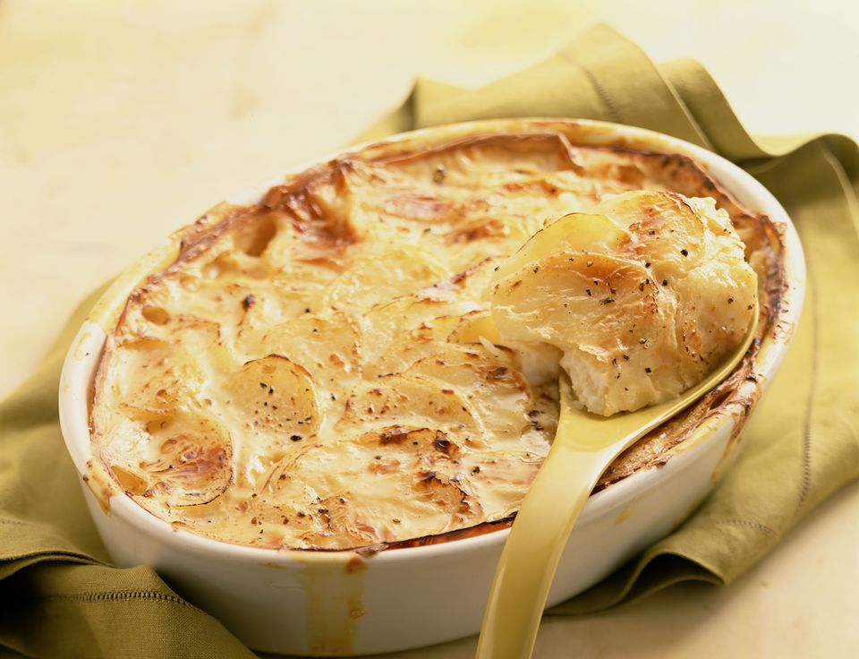 Scalloped Potatos