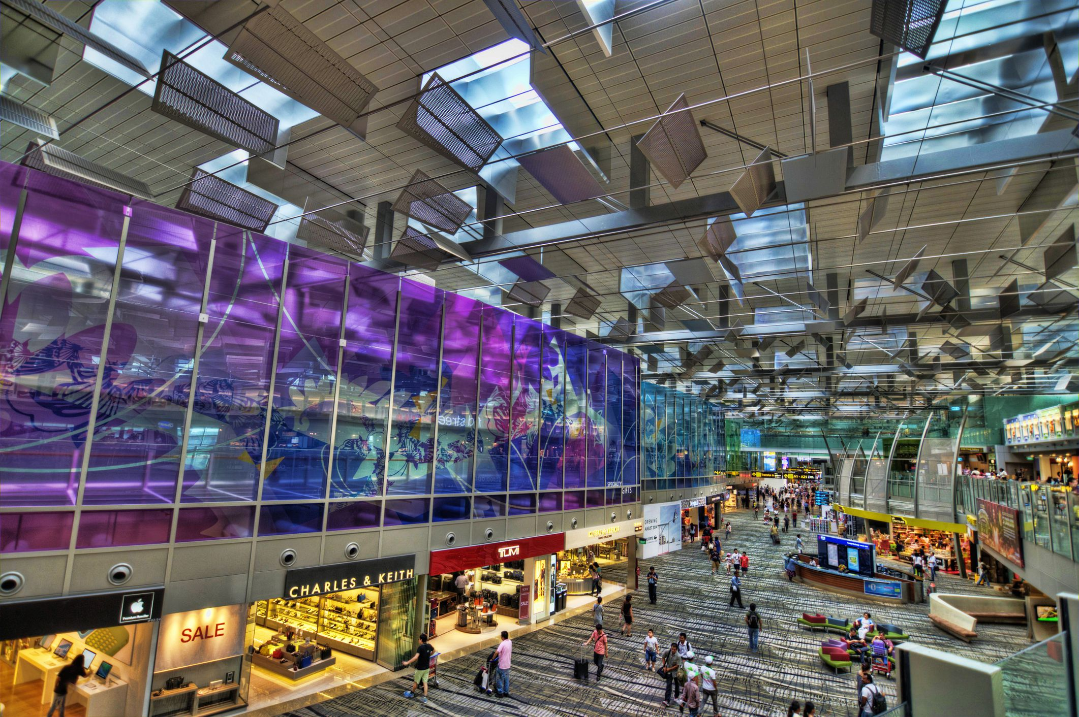 How To Spend Your Layover In Changi Airport Singapore