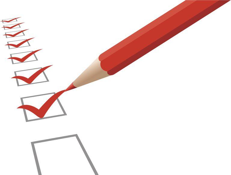 getty_checklist-461125797.jpg