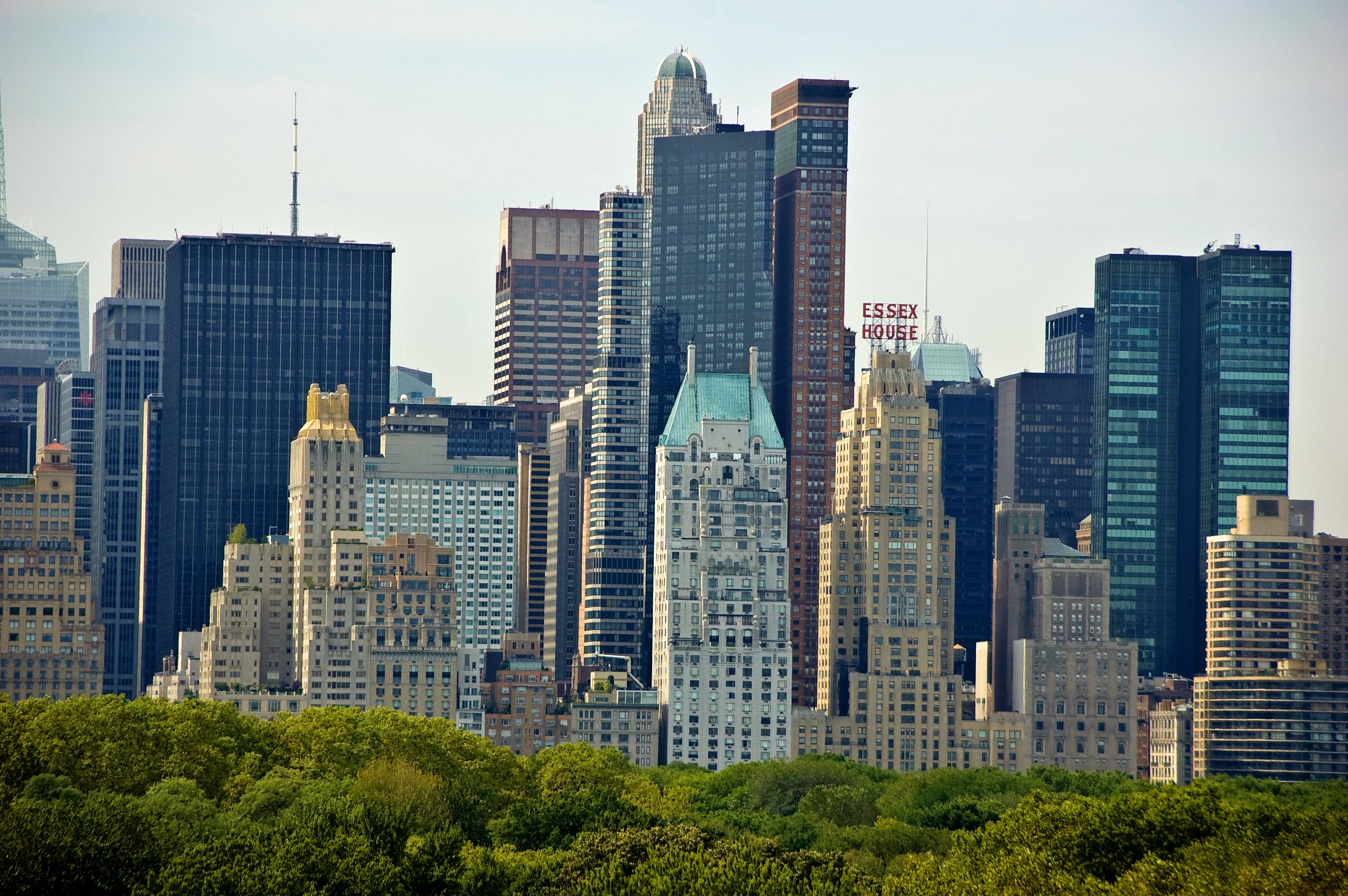 10 new york city hotels near central park for Hotels near central park new york