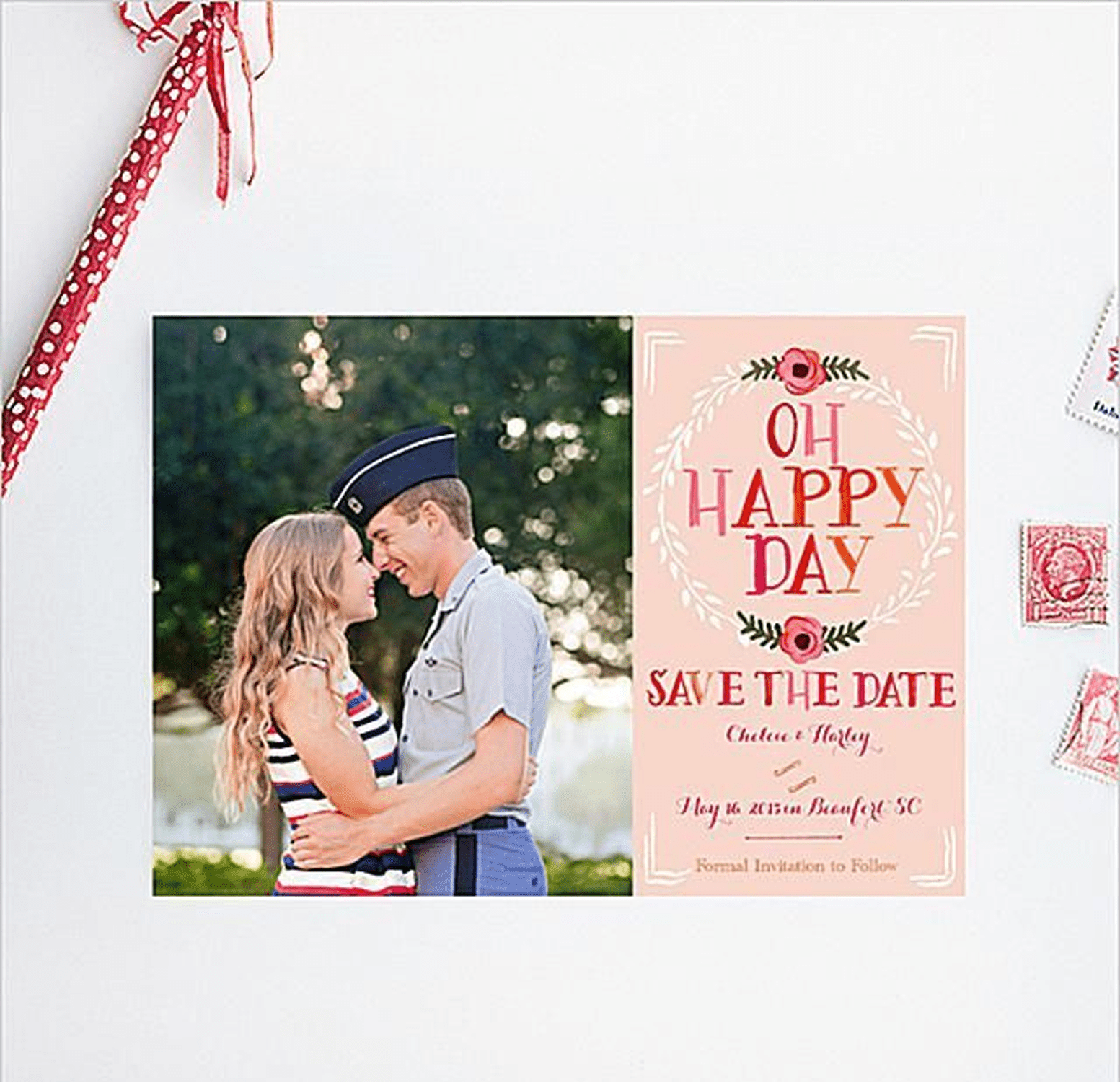Free, Printable Save the Date Templates You\'ll Love