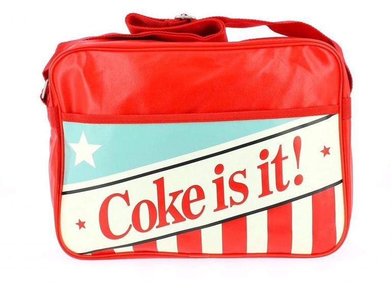 Coke is it! Slogan