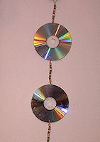 CD Sun Catcher Craft