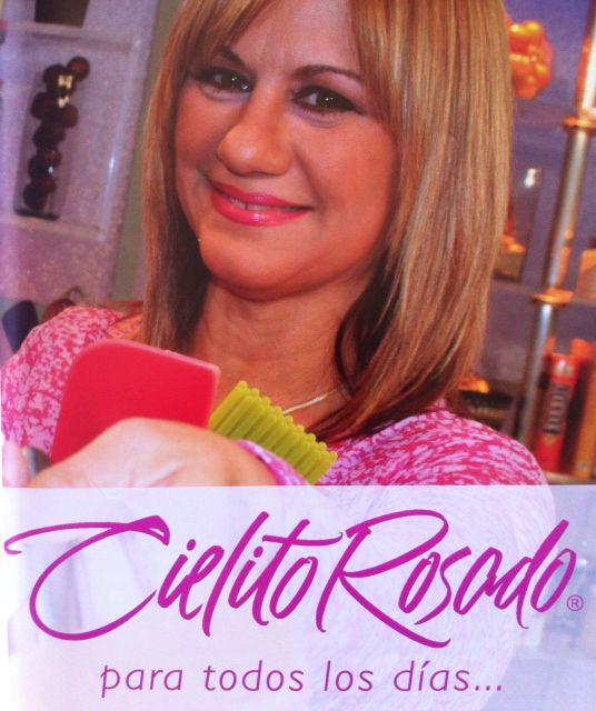 Cielito Rosado portada libro