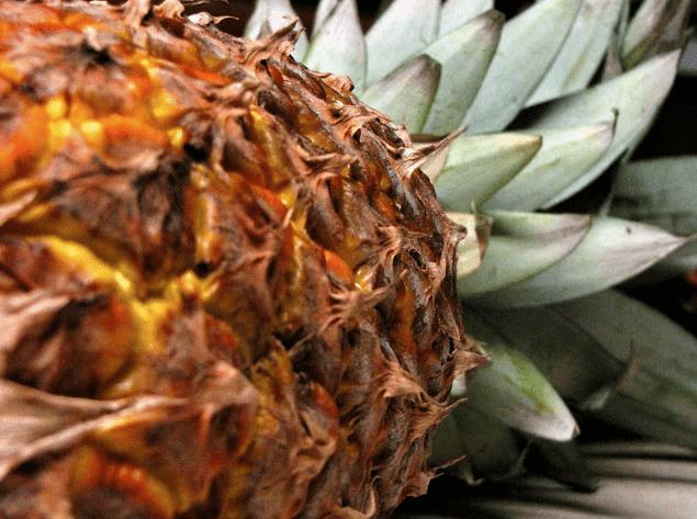 piña, pineapple, fruta
