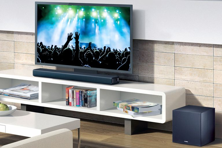 sound bars get better audio for your tv. Black Bedroom Furniture Sets. Home Design Ideas
