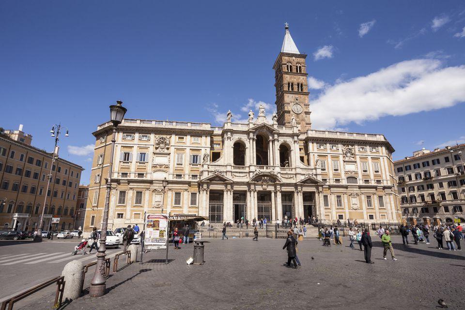 Basilica di Santa Maria Maggiore in Rome.
