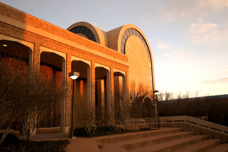 Abilene Christian University Chapel