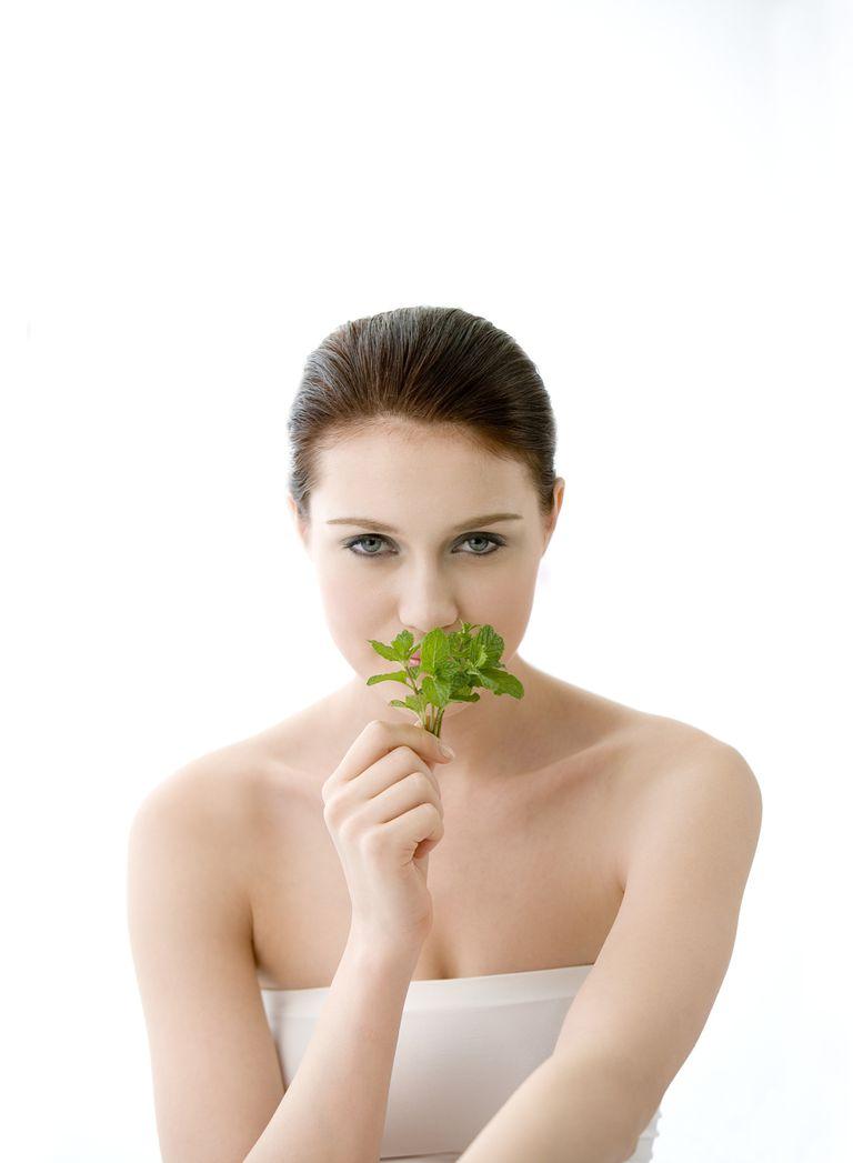 Plantas medicinales para la mujer