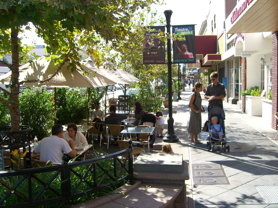 Things to Do in Mountain View California