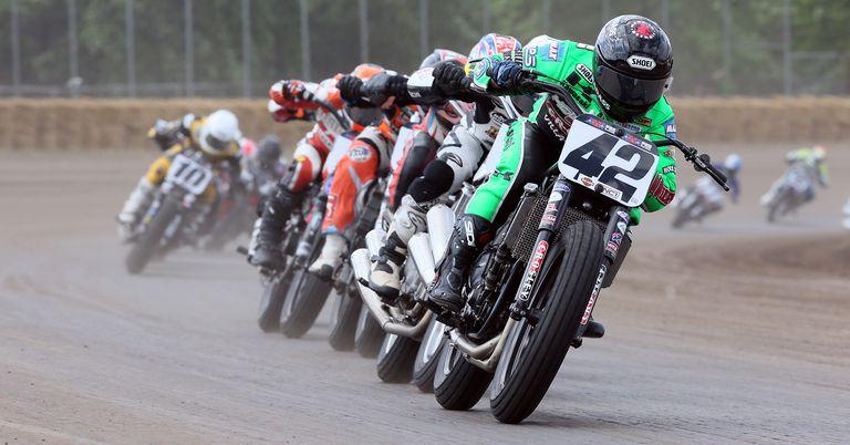 AMA Flat Track Racing