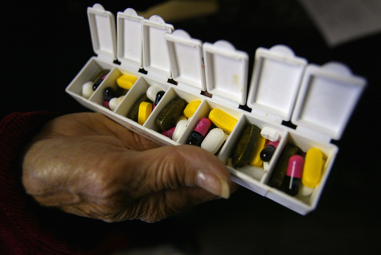 filling prescriptions in canada