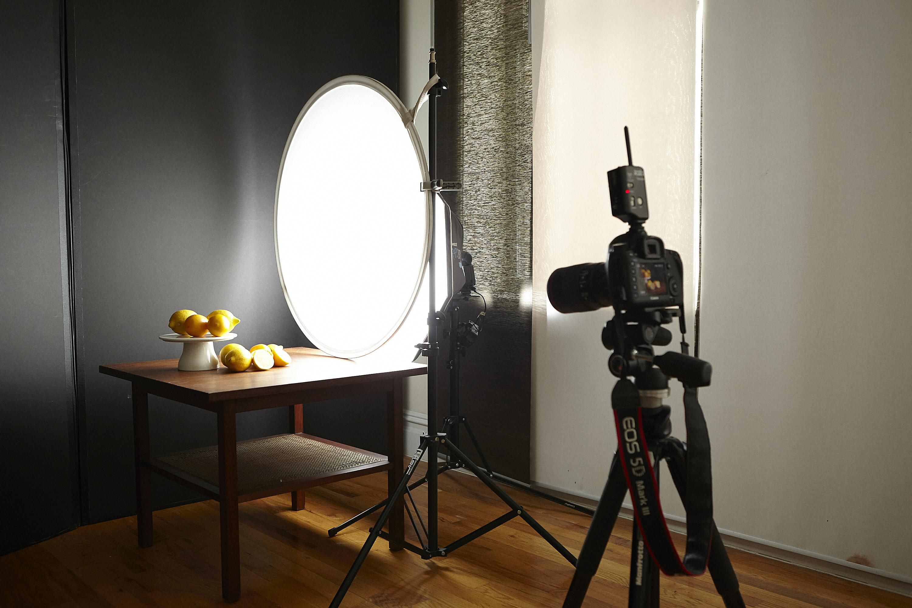 Photographing Food With Speedlights
