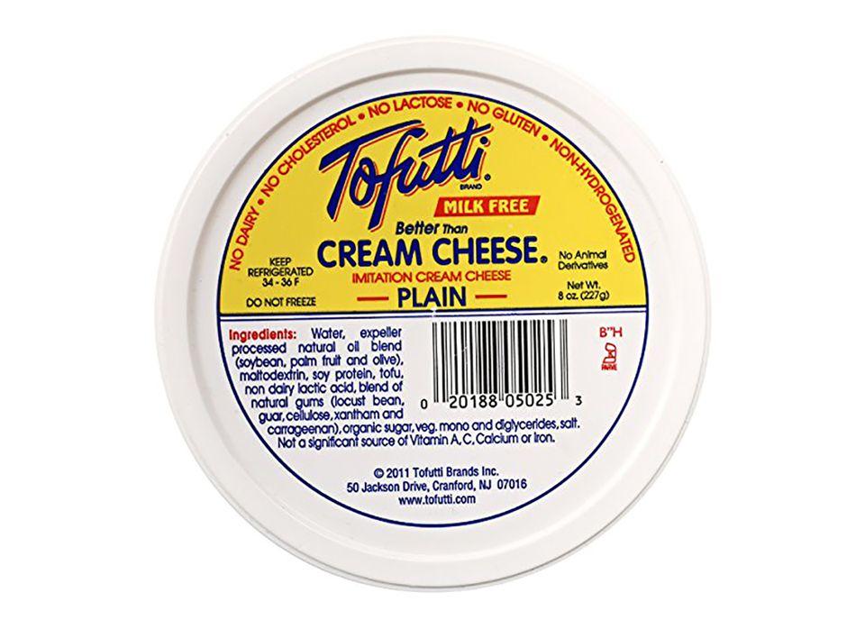 Tofutti Non-Hydrogenated Better than Cream Cheese