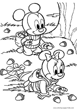 coloring pages for kids fall coloring pages - Kids Free Coloring Pages
