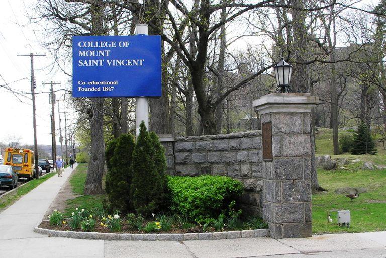 College of Mount Saint Vincent