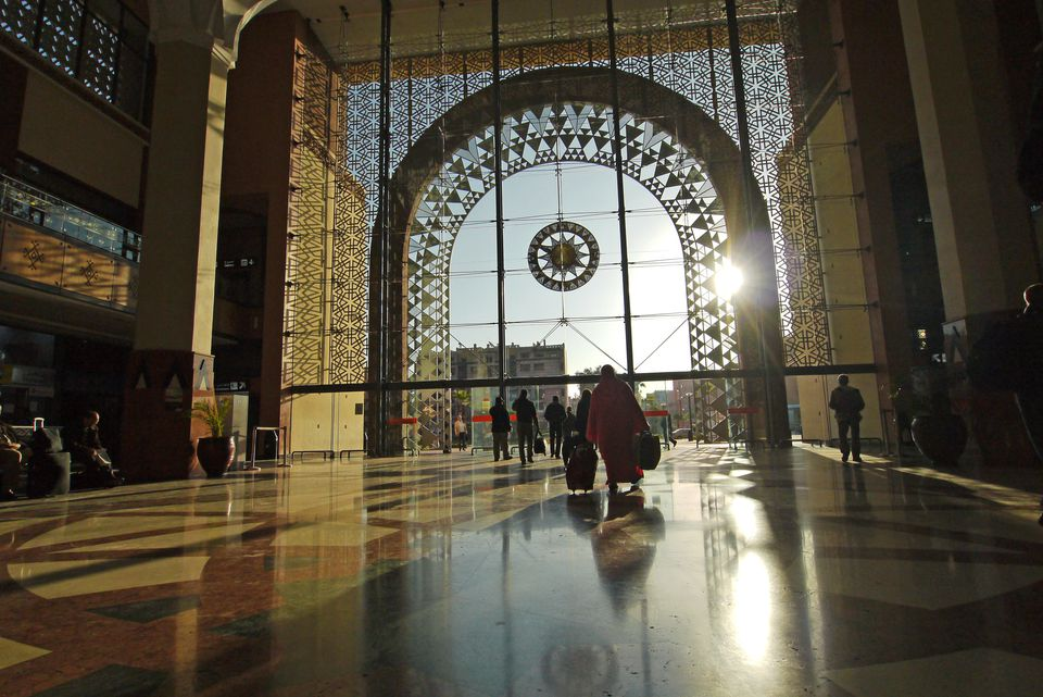 Train Schedule for Travel to and From Marrakesh Morocco