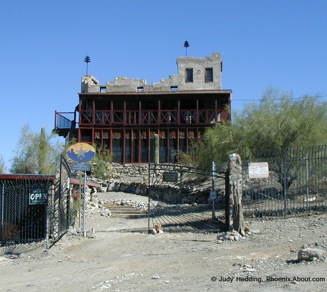Mystery Castle In Phoenix Arizona