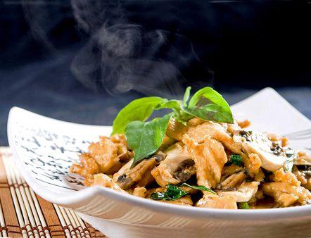 Thai Tamarind Chicken Stir-Fry